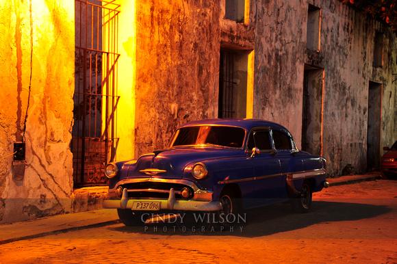 American Car, Midnight, Havana