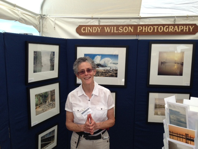 Cindy Wickford Art Festival