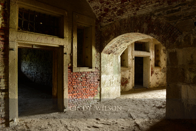 Interior Spaces, Fort Adams