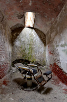 Going to the Dentist, Eastern State Penitentiary