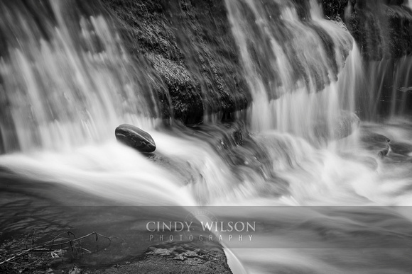 Precarious, Steppingstone falls