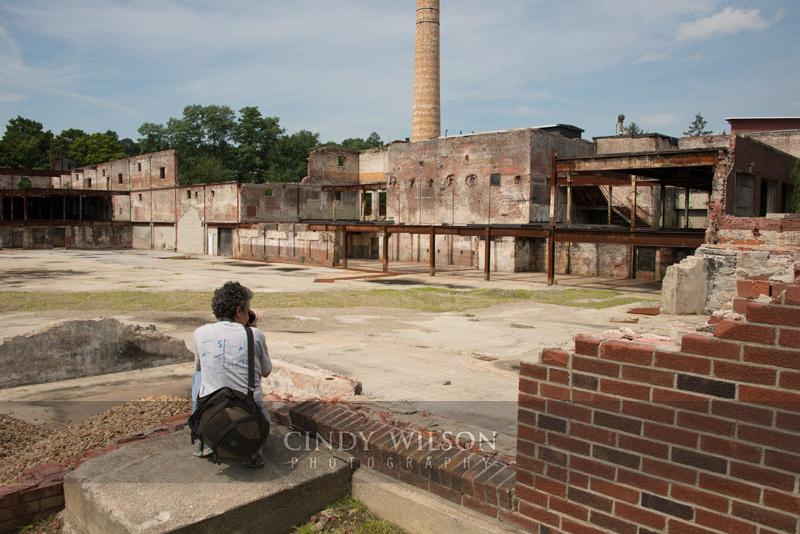 Mill Ruins, Uxbridge, MA