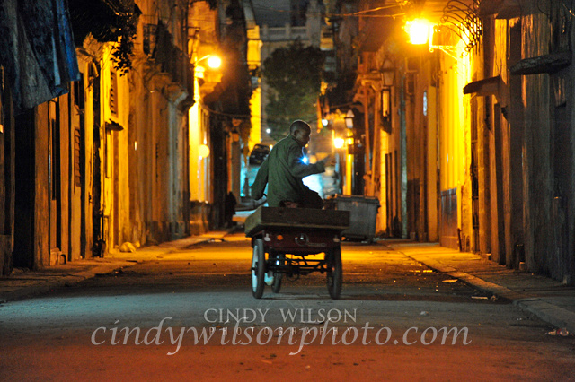 Night Rider, Havana