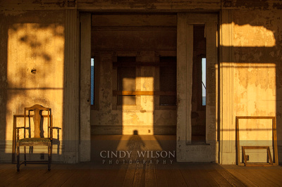 Light and Shadow, Fort Adams