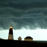 Squall Line, Point Judith