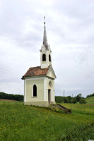 One Room Country Chapel, Slovenia