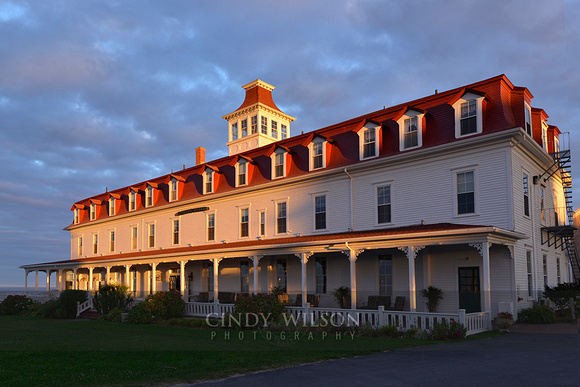 Spring House with Magic Light, Block Island