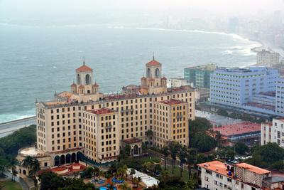 View of the Hotel Nacional, Havana