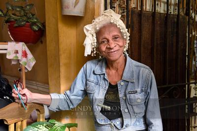 A Visit to a Havana Courtyard