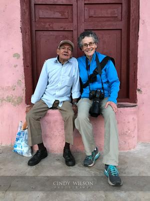 My Friend Frank, Gibara, Cuba